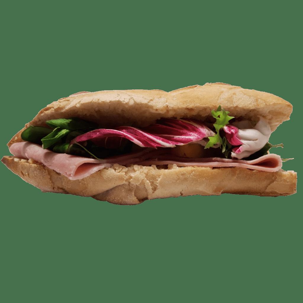 sandwich fromage Abondance jambon